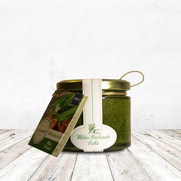 Wilder Bärlauch Pesto 110 Gramm