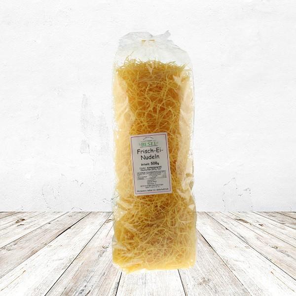Suppennudeln aus Frisch-Ei 500 Gramm