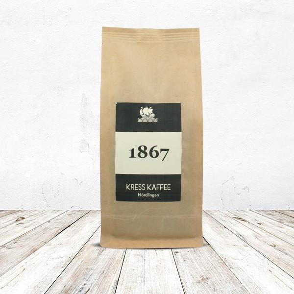 Kaffeebohnen 1867