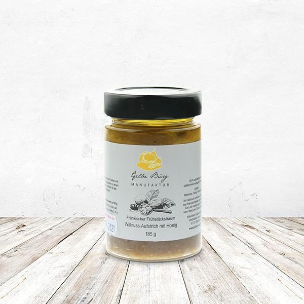 Fruchtaufstrich Walnuss-Honig-Aufstrich 185 Gramm