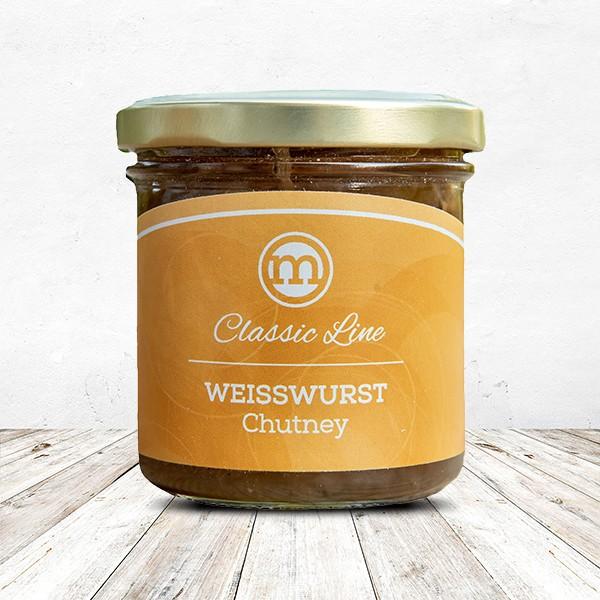 Weißwurst-Chutney