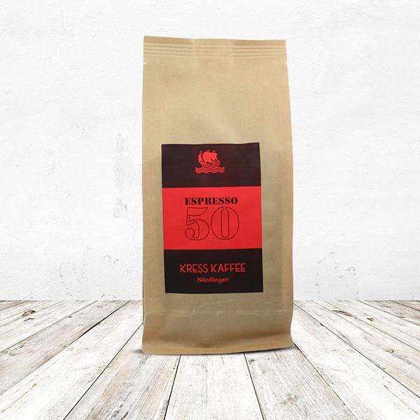Kaffeebohnen Espresso 50
