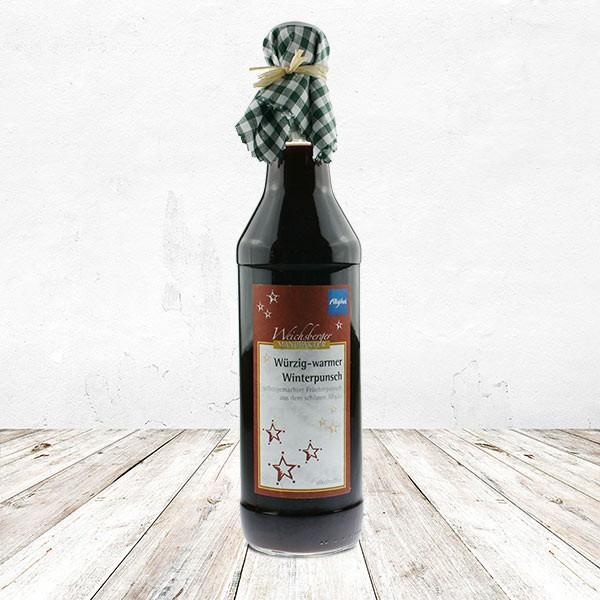 Winter-Punsch, alkoholfrei 500 ml