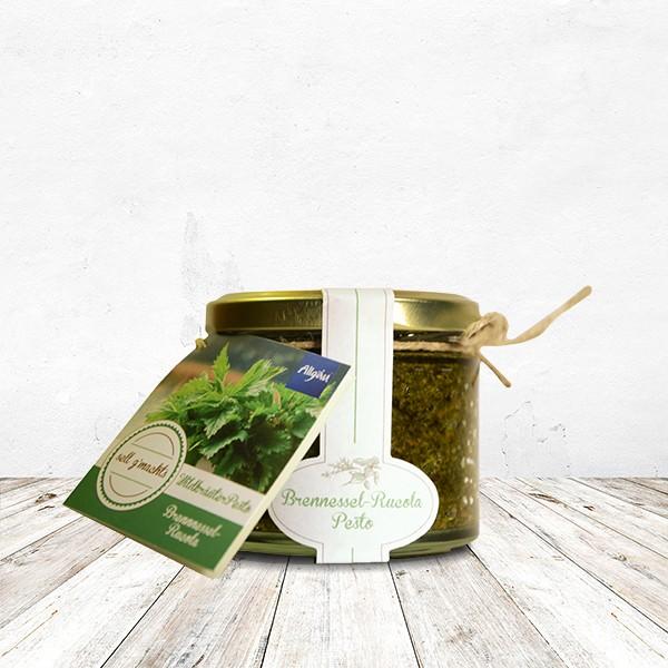 Brennessel-Rucola BIO-Pesto