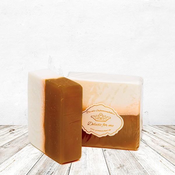 Zimt-Vanille-Orangen Seife